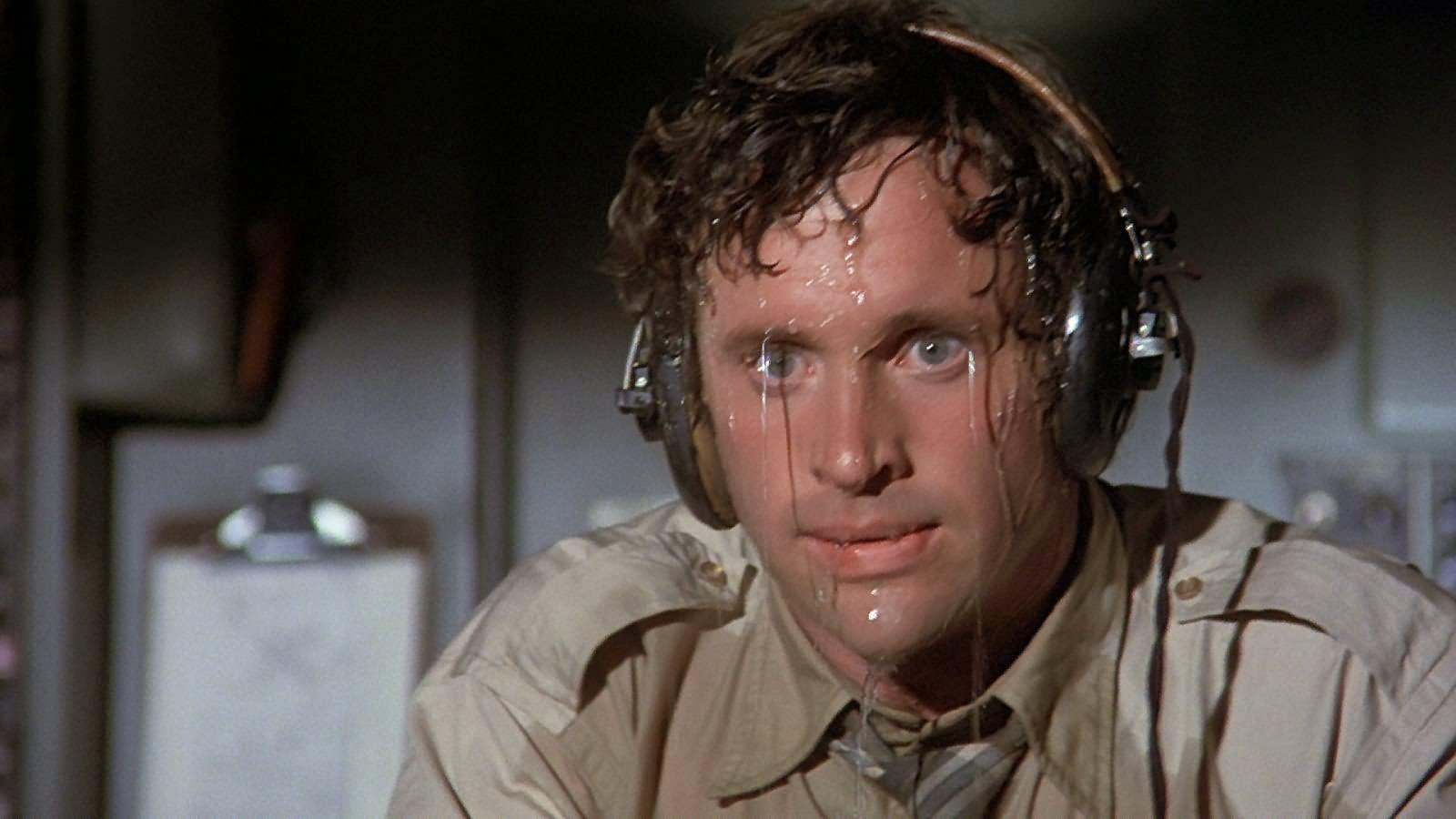 Funny-Sweating-Man-Image