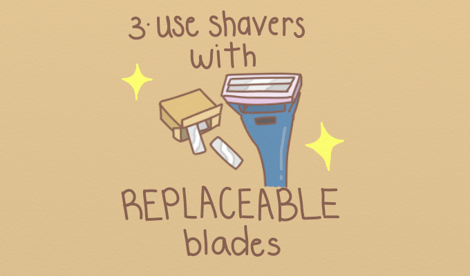 replaceableblades