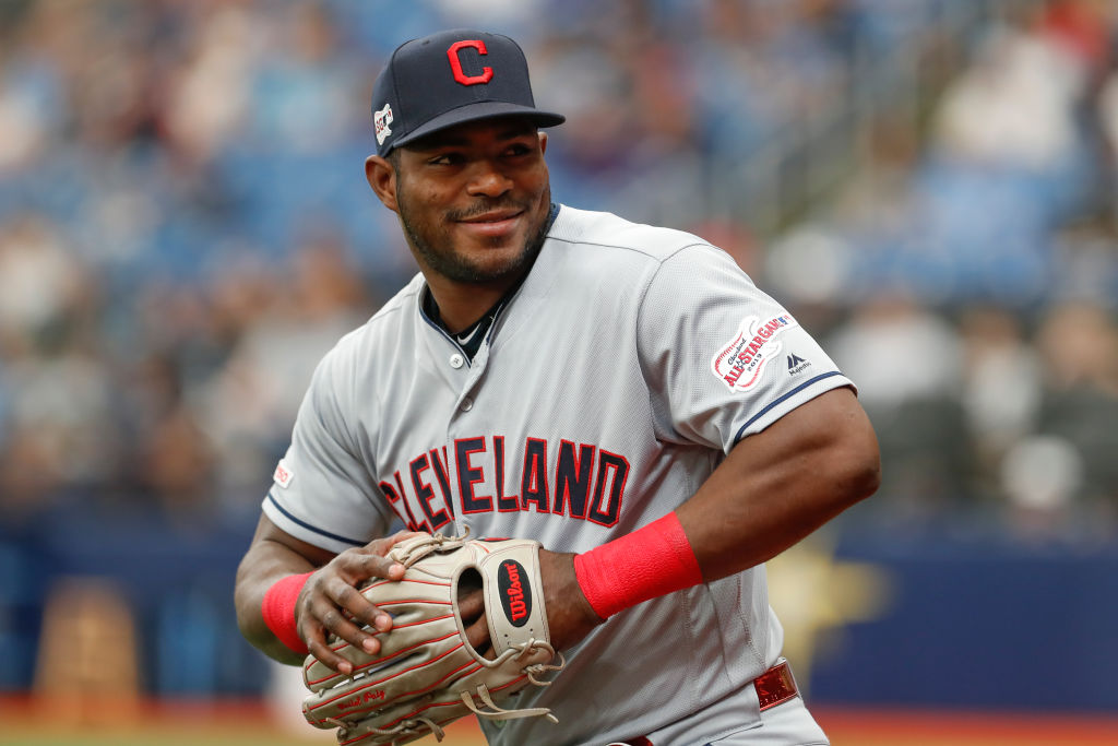 MLB: SEP 01 Indians at Rays